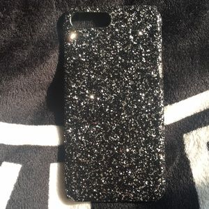 Accessories - Iphone 7/8 plus glitter case